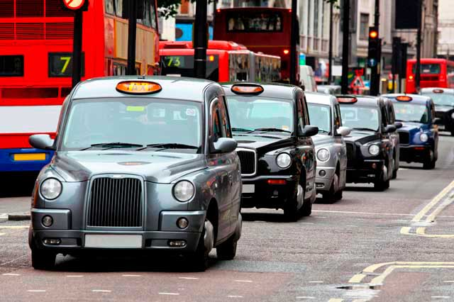 There are many methods of transportation to get to central London as taxis, underground, train, buses or hire a car.